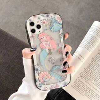 週末セール☆ディズニー iPhone11proケース プリンセス アリエル
