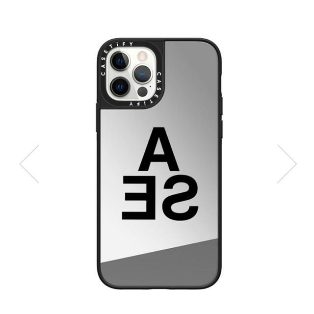 SEA(シー)のWIND AND SEA casetify iPhone 12pro スマホ/家電/カメラのスマホアクセサリー(iPhoneケース)の商品写真