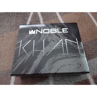 美品 Noble Audio KHAN(ヘッドフォン/イヤフォン)