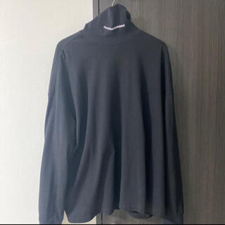 ピースマイナスワン(PEACEMINUSONE)のpeaceminusone タートルネック(Tシャツ/カットソー(七分/長袖))