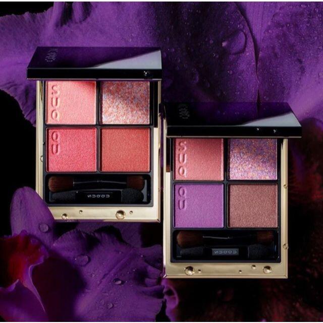 SUQQU(スック)のSUQQU UK限定2色セット ☆プレサマーコレクション コスメ/美容のベースメイク/化粧品(アイシャドウ)の商品写真