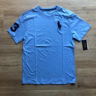 ラルフローレン(Ralph Lauren)のラルフローレン キッズ Tシャツ ブルー ビッグポニー 160(Tシャツ/カットソー)