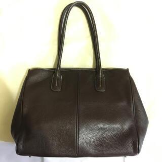 ツチヤカバンセイゾウジョ(土屋鞄製造所)の土屋鞄 ソフトレザー ダークブラウン ビジネスバッグ(ショルダーバッグ)