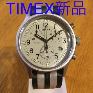 タイメックス(TIMEX)の新品 タイメックス クロノグラフ 定価2万(腕時計(アナログ))