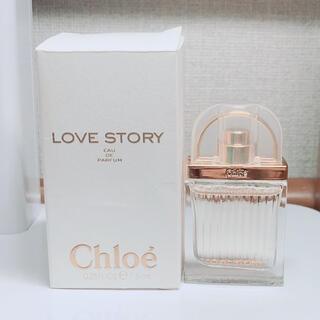クロエ(Chloe)のクロエ CHLOE ラブストーリー EDP 7.5ml(香水(女性用))