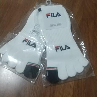 フィラ(FILA)のFILA 新品 ソックス 靴下(ソックス)