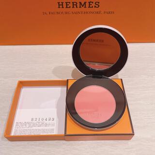エルメス(Hermes)のHERMESエルメス ローズ・エルメス, チーク〈シルキー ブラッシュ〉 (チーク)