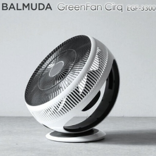 BALMUDA - 【新品未使用・未開封】バルミューダ グリーンファンサーキュ