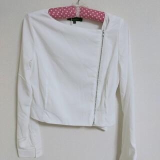 rienda - 【rienda】新品 ホワイトジャケット