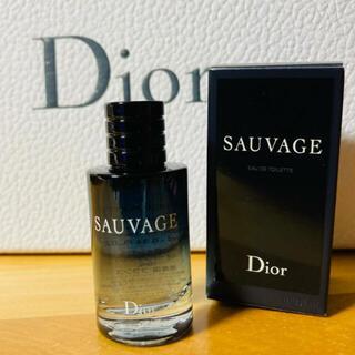 ディオール(Dior)の〈DIOR〉ソヴァージュ♡10ml(ユニセックス)
