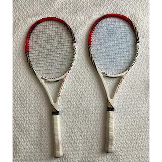 ウィルソン(wilson)のテニスラケット ウィルソン プロスタッフ シックスワン90 2本セット(ラケット)