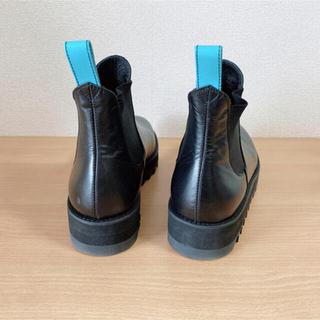 シセ(Sise)の20AW SISE シセ サイドゴアブーツ(ブーツ)