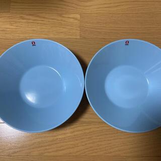 イッタラ(iittala)の新品☆イッタラ ティーマ 21cm (ディーププレート) 2枚(食器)