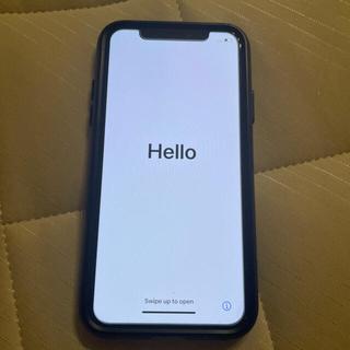 Apple - iPhonexs space gray 256GB docomo