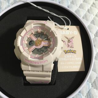 ベビージー(Baby-G)のBA-110PKC-4AJR BABY-G カシオ 国内正規品(腕時計)