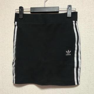 アディダス(adidas)のadidas original スカート アディダス(ミニスカート)