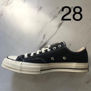 CONVERSE - converse コンバース チャックテイラー ct70 黒 ブラック 28