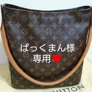 LOUIS VUITTON - ルイヴィトン❤ルーピングGM