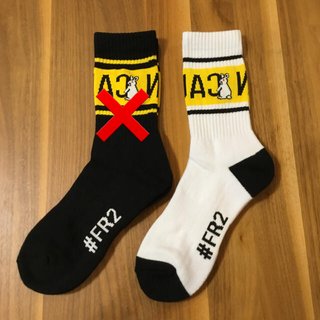 エフアールツー FR2 ソックス 靴下 (ソックス)