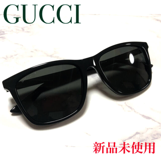 Gucci - ✴︎新品✴︎ 正規品 GUCCI グッチ サングラス ウェリントン BK メガネ
