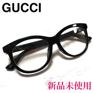 Gucci - ✴︎新品✴︎ 正規品 GUCCI GGロゴ メガネ ボストン オプチル BK