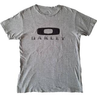 オークリー(Oakley)のOAKLEY 刺繍&プリント入り 半袖カットソー/Tシャツ JAPAN FIT(Tシャツ/カットソー(半袖/袖なし))