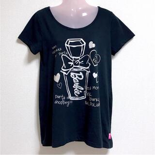 バービー(Barbie)の【Barbie】バービー パフュームTシャツ(Tシャツ(半袖/袖なし))