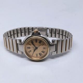 ダンヒル(Dunhill)の【正規品】ダンヒル ミレニアム ゴールドローマン コンビ レディース 腕時計(腕時計)