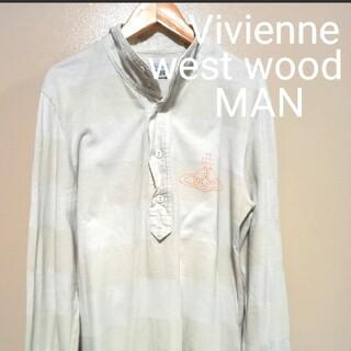 ヴィヴィアンウエストウッド(Vivienne Westwood)のVivienne westwood man古着(Tシャツ/カットソー(七分/長袖))