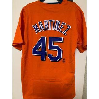 MLB メッツ マルティネス選手 Tシャツ(Tシャツ/カットソー(半袖/袖なし))