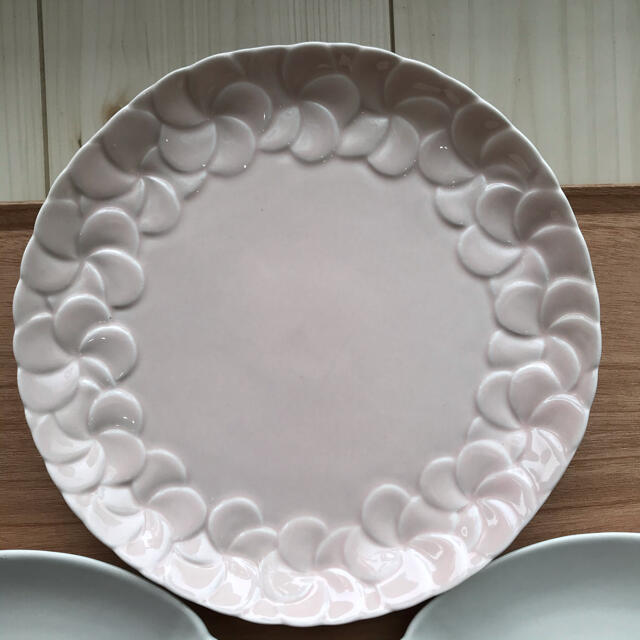 Jenggala(ジェンガラ)のジェンガラ プレート 3枚セット インテリア/住まい/日用品のキッチン/食器(食器)の商品写真
