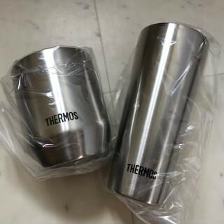 サーモス(THERMOS)のTHERMOS サーモス 真空 断熱 タンブラー マグカップ 2個セット 新品(食器)