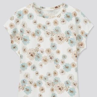 ポールアンドジョー(PAUL & JOE)の【新品タグ付】Lサイズ ポール&ジョー Tシャツ ユニクロコラボ商品(Tシャツ(半袖/袖なし))
