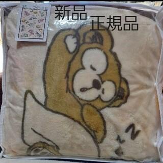 ディズニー(Disney)のディズニーシーのキャラクター ダッフィー&フレンズの毛布(毛布)