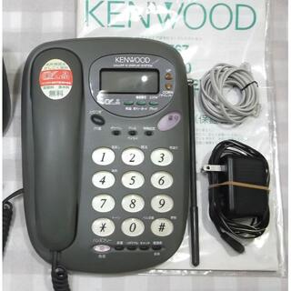 ケンウッド(KENWOOD)のナンバーディスプレイ対応 電話機 IS-W767【送料込】(その他)