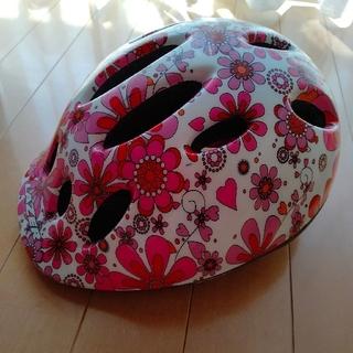 レイザー(LAZER)の幼児 女児 自転車 ヘルメット(自転車)