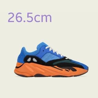 アディダス(adidas)のYEEZY BOOST 700 BRIGHT BLUE イージー700(スニーカー)