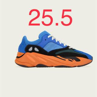 アディダス(adidas)のYEEZY BOOST 700 BRIGHT BLUE イージー 25.5cm(スニーカー)