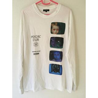 ミルクボーイ(MILKBOY)のMILKBOY PSYCHIC TV L.S ロンT Tシャツ サイキック(Tシャツ/カットソー(七分/長袖))