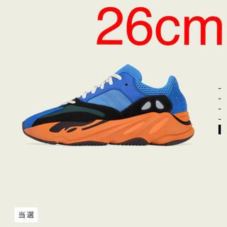 """アディダス(adidas)のadidas Yeezy Boost 700 """"Bright Blue""""26cm(スニーカー)"""