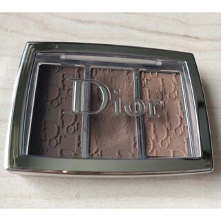 ディオール(Dior)のDior バックステージ ブロウ パレット(パウダーアイブロウ)