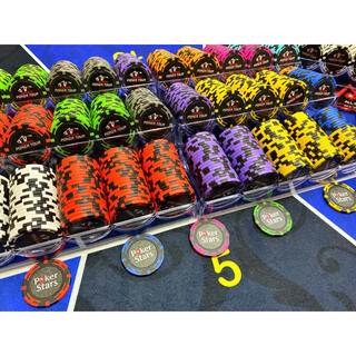 Japan Poker Tour ポーカーチップ 300枚 (トランプ/UNO)