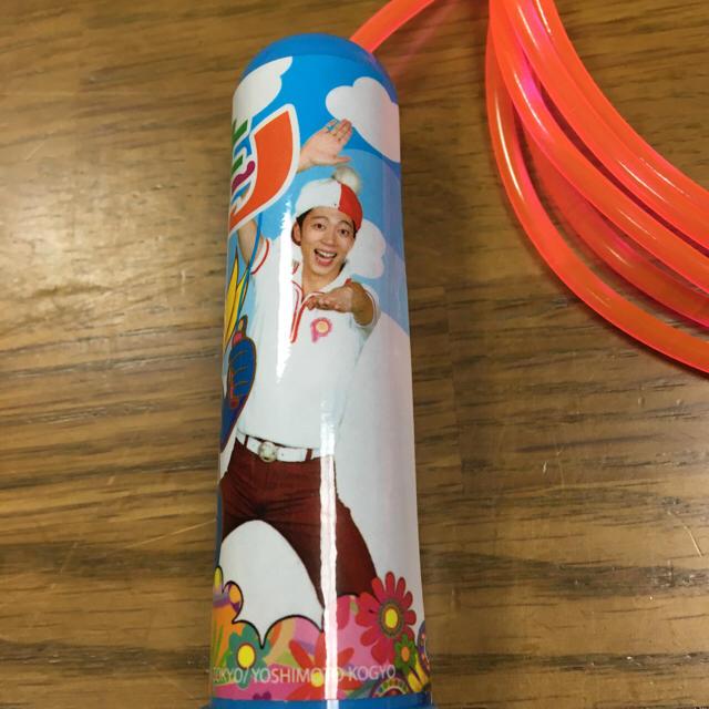レア?  ピラメキーノ  縄跳び エンタメ/ホビーのタレントグッズ(お笑い芸人)の商品写真