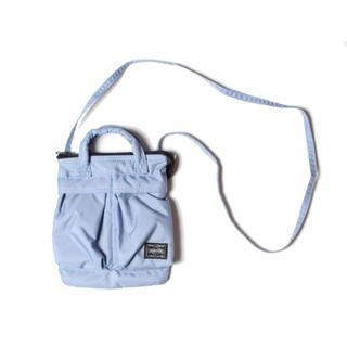 ポーター(PORTER)のポーター GENTIAN DYE HELMET BAG XS(ショルダーバッグ)