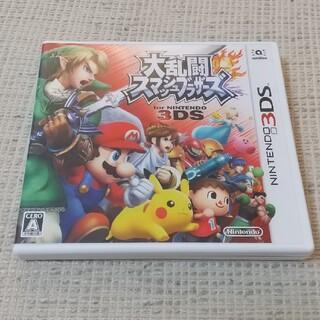 ニンテンドー3DS(ニンテンドー3DS)の大乱闘スマッシュブラザーズ for Nintendo 3DS 3DS(家庭用ゲームソフト)