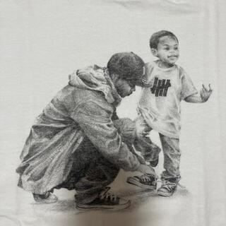 アップルバム(APPLEBUM)の激レア / Applebum x undefeated / Mサイズ(Tシャツ/カットソー(半袖/袖なし))