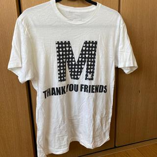 エム(M)のMとHTCのコラボTシャツ(Tシャツ/カットソー(半袖/袖なし))