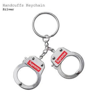 Supreme - Supreme handcuffs keychain 手錠 キーホルダー