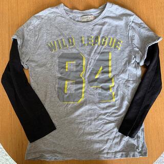 ザラ(ZARA)の長袖Tシャツ 140cm ZARA(Tシャツ/カットソー)