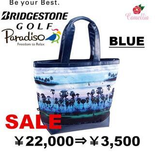 Paradiso - 新品 BRIDGESTONE ブリヂストン パラディーゾ トートバッグ BL